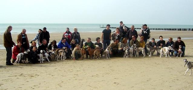 wandeling groep2005